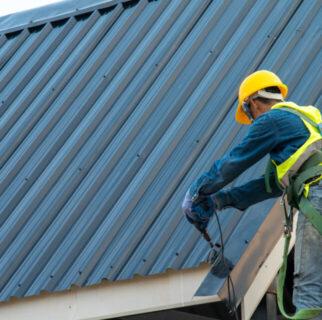 metal roof installation nashua nh